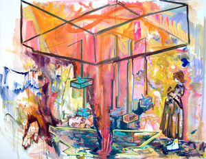 Solo Exhibition - Thomas Erben Gallery